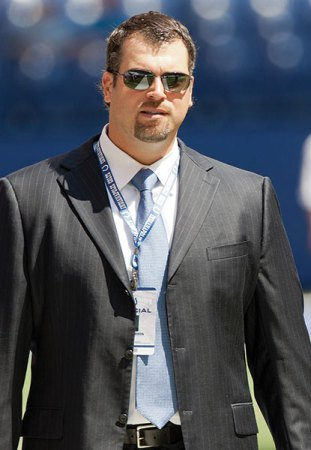 Ryan Grigson has done some good and some bad. Today - it's the bad's turn.