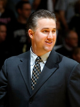If Purdue coach Matt Painter looks like he's having a good time coaching the Boilermakers again, the 10 reasons are clear.