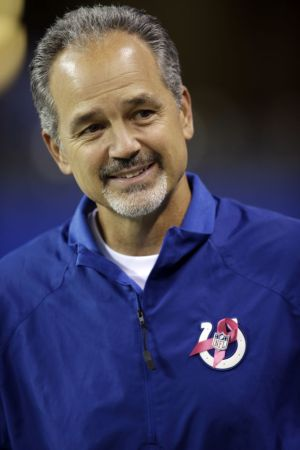 "Chuck Pagano has told the media, ""They can fire you, but they can't eat you."" as an answer to the question of the possibility he will lose his job.  Barring something strange happening, we're about to find out"