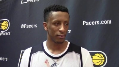 Troy Williams at his Pacers workout was so close to the NBA, he could taste it.  That doesn't make it the right choice.