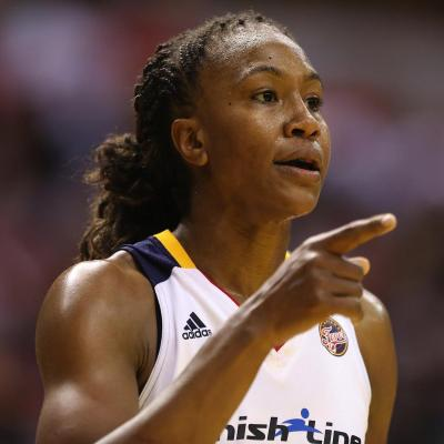 Tamika Catching points the way toward a championship and a better life for many in central Indiana.