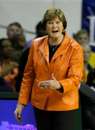 Pat Summit was a great coach - not just a great women's coach.  She will be missed, but her work will be felt forever.