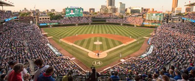 There is no place more hallowed or beautiful than Wrigley Field because of the memories that flood back every time I return.