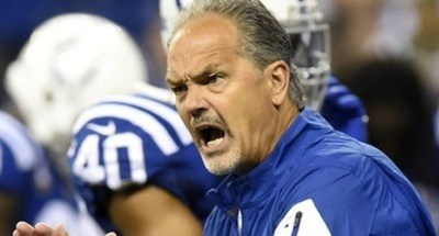 Chuck Pagano has to get his team healthy enough to play and ready to play at the same time, and that's not easy.