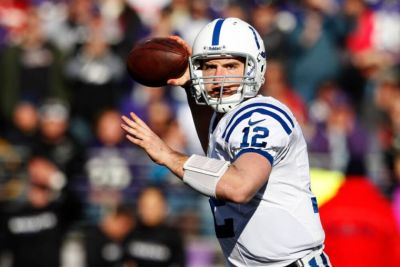 Andrew Luck leads the Colts to an early season (1st two games of a season) loss for the eighth time in 10 tries.
