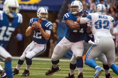 The Colts lost to a bad team yesterday, but it's early in a season that will answer a lot of question through the next three months. No need to jump the gun.