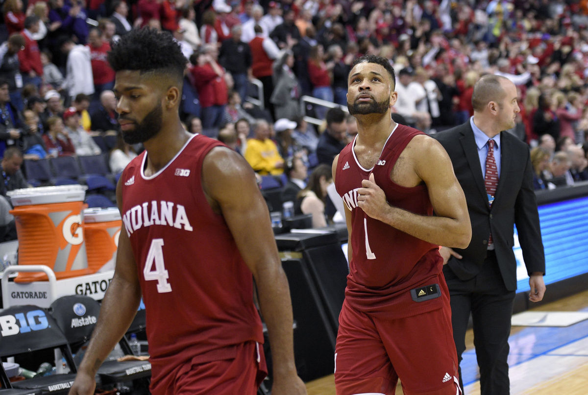 Reaction to IU's NIT draw, road game