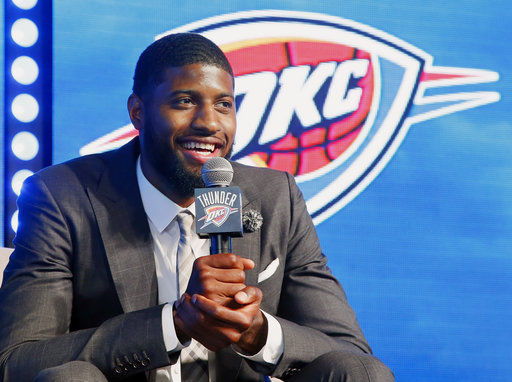 Will Paul George Play For Lakers? Thunder Star Calls LA Rumors 'Overstated'