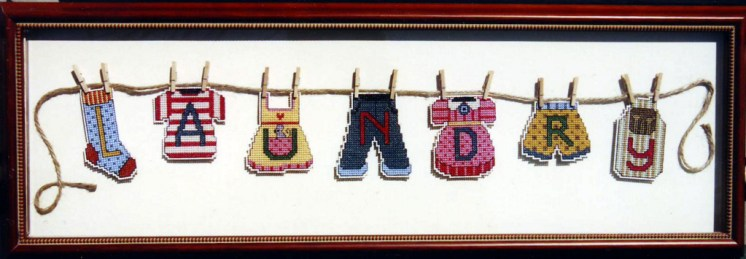 Needlepoint Framing