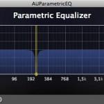 Parametric EQ 1