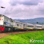 Jadwal Berangkat dan Tiba Kereta Api ke Bandung