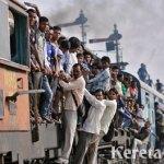 Kereta Api India