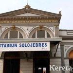 Jadwal Kereta Api di Stasiun Solo Jebres