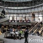 Stasiun Kereta Api Termahal di Dunia akhirnya Dibuka untuk Umum