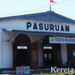 Profil Stasiun Pasuruan (PS), Salah satu yang Tertua di Jawa Timur