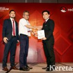 Kreatif & Inovatif, PT KAI Raih Red Hat Innovation Awards 2016