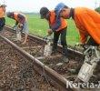 Hati-Hati, Ini Jalur Kereta Api Rawan Bencana di Jawa Timur