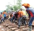 Trek Curam Jadi Kendala Reaktivasi Jalur KA Bogor-Bandung