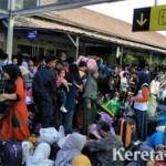 Mudik Lebaran, Jumlah Penumpang KA dari Jakarta Naik 18 Persen