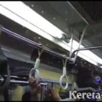 Pelayanan KRL Makin Buruk, Perjalanan Terlambat hingga 'Diserbu' Laron