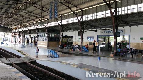 Stasiun Purwokerto - www.purwokertoguidance.com
