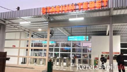 KCJ Operasikan Hall Baru di Sisi Timur Stasiun Tebet