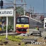 Stasiun Belum Siap, Pengoperasian KRL Cikarang Diundur Bulan Oktober 2017