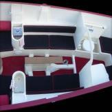 Columbia 30 Interior
