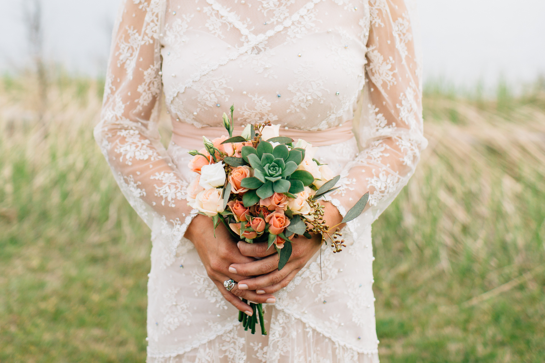 lindsay carl backyard wedding dresses A BACKYARD WEDDING