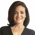 """Sheryl Sandberg, the founder of leanin.org and author of """"Lean In: Women, Work and the Will to Lead"""" Courtesy of Leanin.org"""