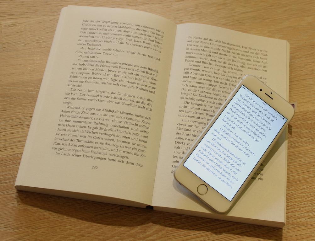 Getestet: mit der Papego-App kostenlos mobil weiterlesen