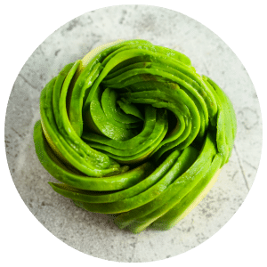 Avocado Flower Tutorial