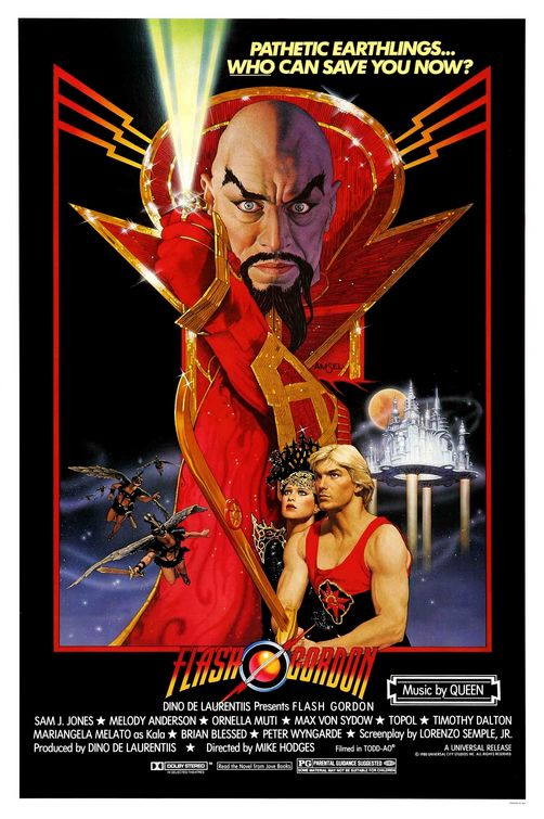 Flash Gordon quiere seguir dando mamporros a Ming