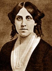 Louisa May Alcott solía transitar por el género de misterio con el seudónimo de A. M. Barnard