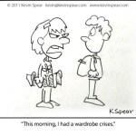 Wardrobe Crises