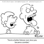 Listening Zombies