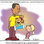 Tall Teacher
