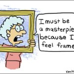 Framed Masterpiece