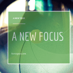 A New Year Means a New Focus