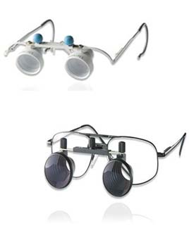 Lupas binoculares