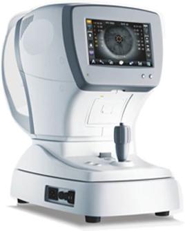 Refractor y Queratómetro Automático