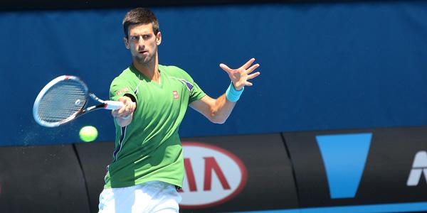 Novak Djokovic (Ben Loke)