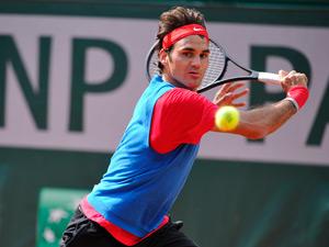 Roger Federer (© FFT)