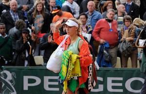 Caroline Wozniacki (© FFT)