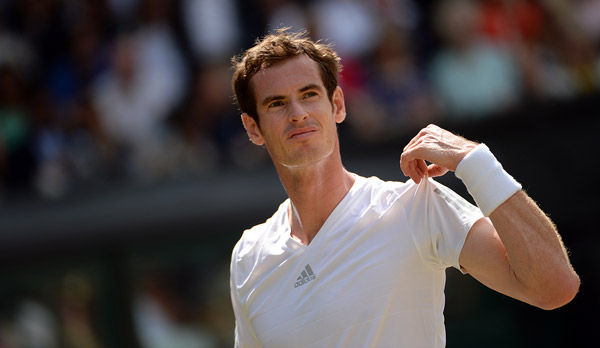 Andy Murray (Tom Lovelock/AELTC)