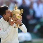 Novak Djokovic (Wimbledon Facebook page)