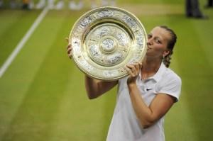 Petra Kvitova (Wimbledon Facebook page)