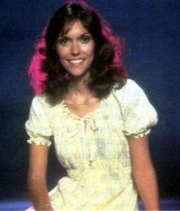 The Karen Carpenter Story   Movie Talk   What s on TV Karen Carpenter