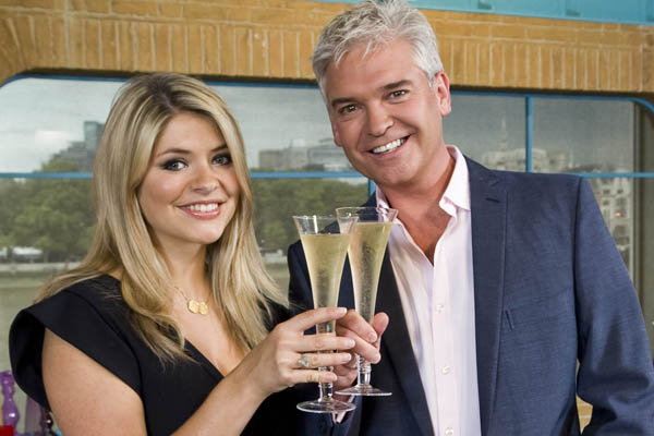 This Morning's ratings have gone up and up with Holly and Phil in charge