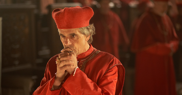 borgias jeremy irons tv vicars
